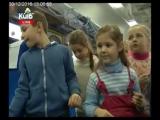 Чарівний потяг. Неля Счасливцева у репортажі ТРК Київ