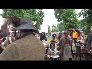 Ye Banished Privateers - First Night back in Port (unplugged) @ MPS Leipzig 2015