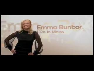 Emma Bunton - Life In Mono Advert 04.12.2006