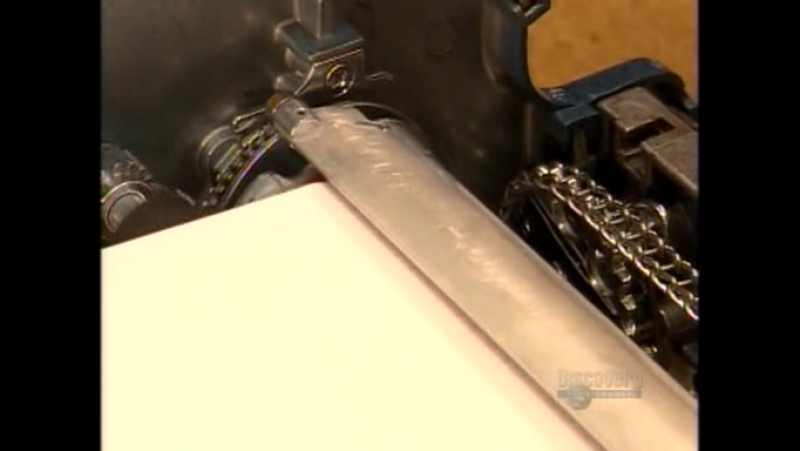 How Its Made 7x08 Inflatable Safety Devices - Braille Typewriters - Carbon Fibre Cellos