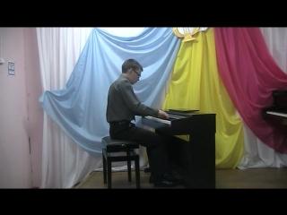 Богдан Филимонов / Ференц Лист - Ноктюрн Грёзы любви CASIOTEKA конкурс2016