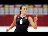 Top 15 Crazy Action by TeTori Dixon - USA Volleyball