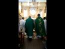 Месса в Нижегородском католическом приходе