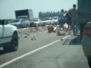 Страшная авария под Краснодаром. Осторожно трупы.