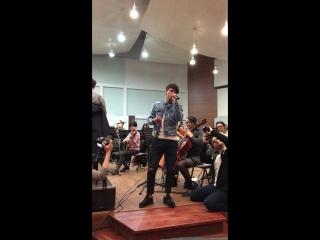 ALEKSEEV / Репетиция концерта-бенефиса Руслана Квинты