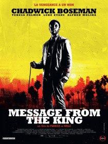 Послание от Кинга / Message from the King (2016)