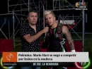 Polemica Mario Hart se nego a competir por lesion en la muñeca