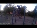 декстер с велосипедом