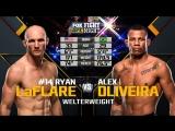 UFC ON FOX 25:Alex Oliveira vs Ryan LaFlare
