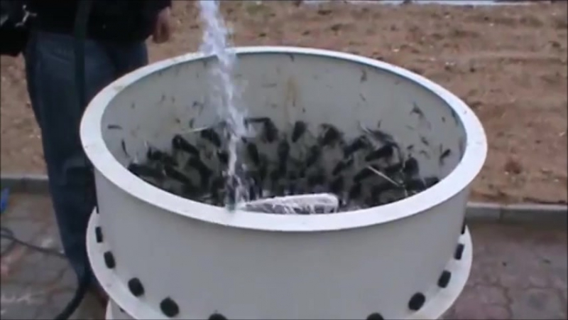 Ощип гуся Спрут-700