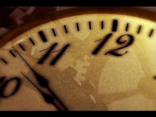 Футаж Часы