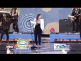Выступление с песней Heart Attack на музыкальном фестивале от ток-шоу Good Morning America (6 июня 2014 года)