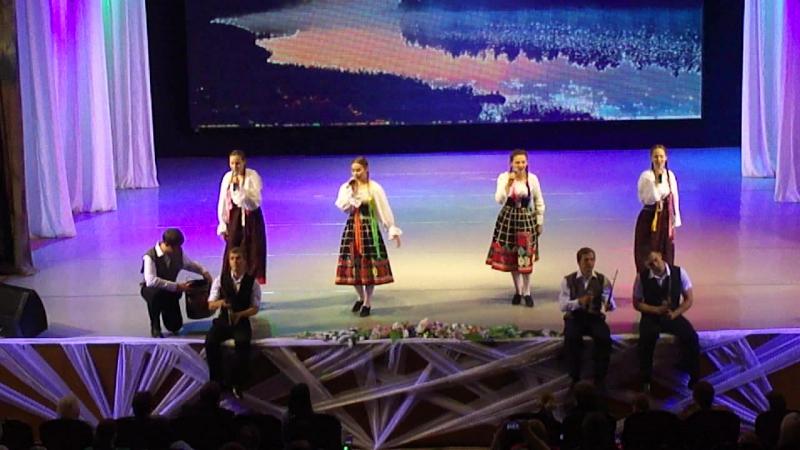 Закрытие 42-ого творческого сезона Гор.ДК Рулатэ