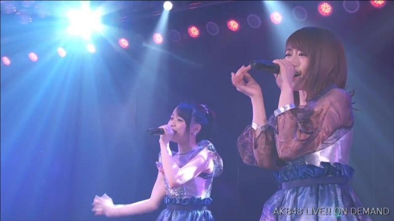 M08 Hibiwareta Kagami [Minami Minegishi, Tomu Muto, S. Mogi, N. Kuranoo, S. Iwatate, AKB48 SS7 Thumbnail 120517 18:15 shonichi]