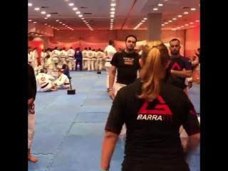 Международная Конвенция Gracie Barra в Рио