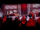 Рэп батл - Оля Полякова vs Настя Каменских _ Новый сезон Вечернего Киева 2016