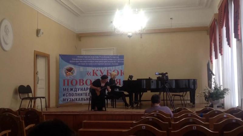 Алена Самойлова. Марчаковский. Концерт 1