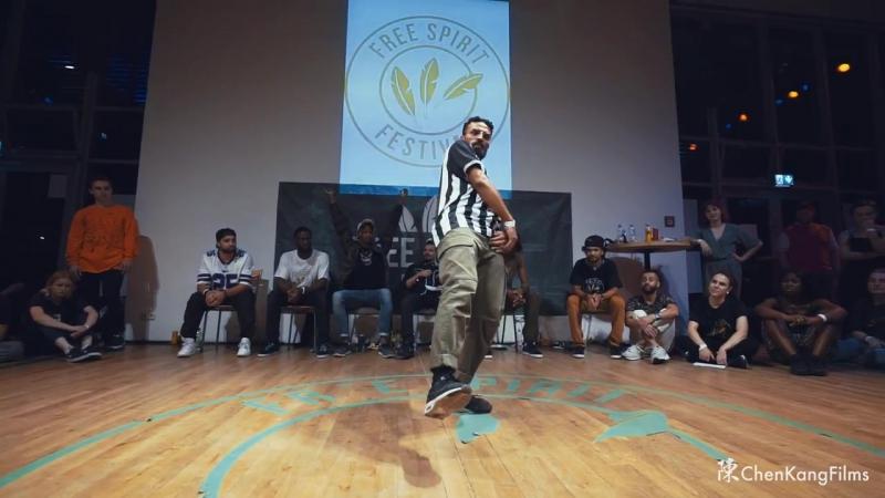 Free Spirit Festival 2017 MUSICOLOGY Judgedemo Majid