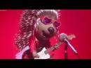 """Зверопой - выступление Эш русская версия  SING - Ash Perform """"Set It All Free"""" [HD]"""