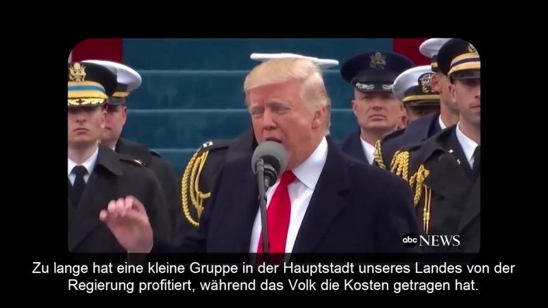 Brother Nathanael Trump badet im zionistischen Sumpf