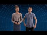 Промо ролик с Зендаей и Томом Холландом для Disney Channel