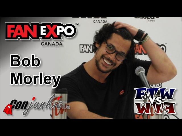 Bob Morley (Bellamy Blake - The 100) - FAN eXpo 2017 Complete Panel