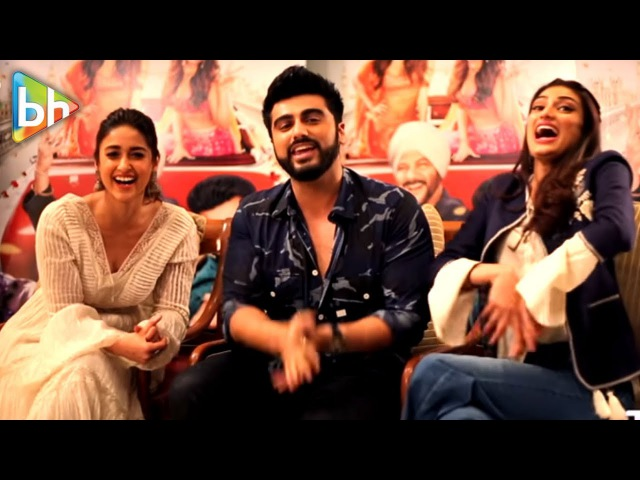 Ileana D'Cruz's Most AMAZING Rapid Fire On Arjun Kapoor, Kareena Kapoor Varun Dhawan | Mubarakan