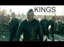 Bjorn, Ivar, Ubbe, Hvitserk Sigurd Kings