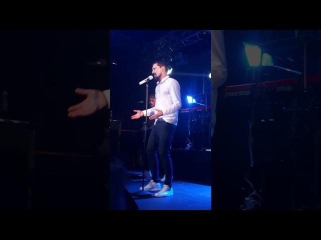 Дима Билан - Задыхаюсь - Клуб Volta 16.06.17