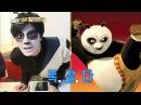 (Showtime EP.11) Sungjong make up Kung Fu Panda, Sungyeol make up Dinosaur Dooly