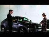 Sabine Schmitz BMW X6