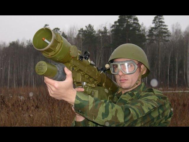 Российский ПЗРК ИГЛА. Превосходит американский Стингер по всем характеристикам