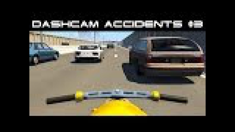 BeamNG drive Dash Cam Accidents 3 Crash Compilation real voices