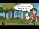 Урок французского языка 6 с нуля для начинающих: определённые артикли