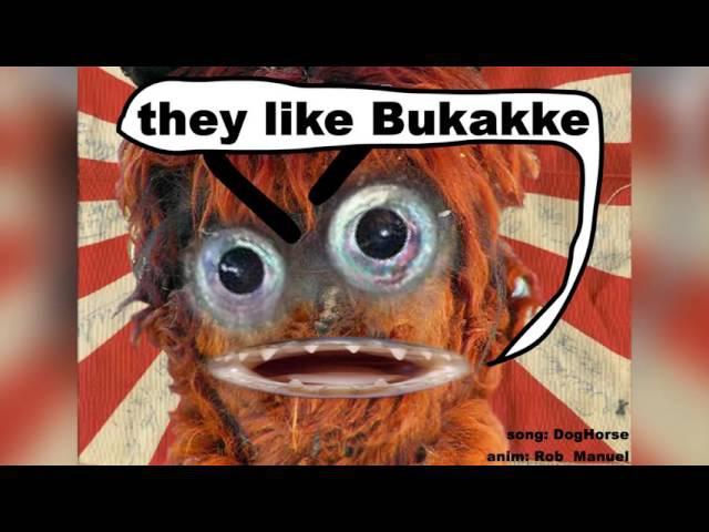 I Like Bukkake (HD)