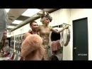 Lady Gaga Vanity Fair Annie Leibovitz Behind the Scenes