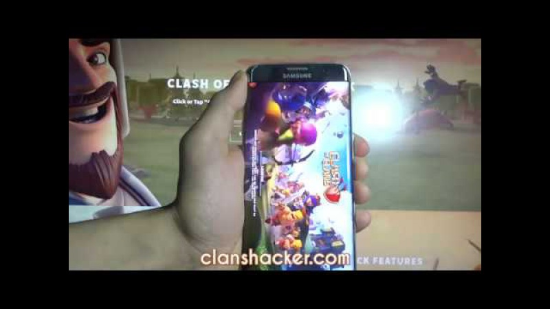 Clash of Clans Hack 2017 - Add Free Gems for Clash of Clans