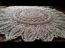 Часть 5 ВЯЗАНЫЙ КОВЕР 28-32 ряд МК мастер класс crochet rug