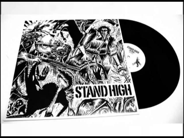 PUPAJIM STAND HIGH PATROL Business of war (12inch - SHRecords - SH001)