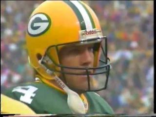 Falcons vs Packers 1995