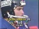 1987 jan 04 nfc playoffs    sf @ ny giants