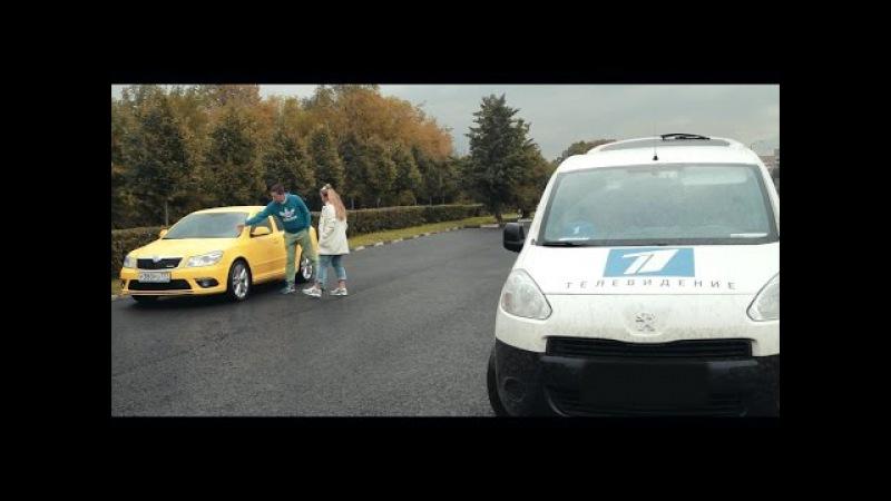 Машины ДВОЙНИКИ | Интервью для Первого канала | Ильдар Live