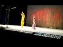 Индийский танец на отчетном концерте 08 июля 2017 г.