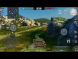 World Of Tanks Blitz Asia T54 1st Class Badge 5kills