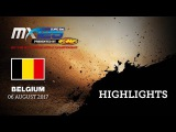 EMX125 Presented by FMF Racing Race2 Highlights - Fiat Professional MXGP of Belgium...