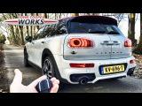 Mini Clubman JCW REVIEW POV Test Drive by AutoTopNL