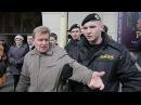Апазіцыянеры сабраліся каб вырашыць што рабіць з міліцыяй Беспредел милиции в Беларуси