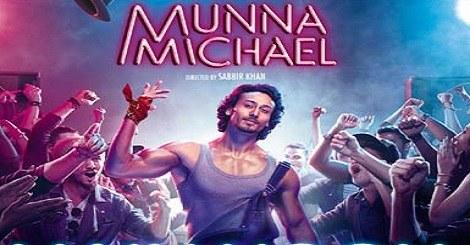 Munna Michael HD Movie