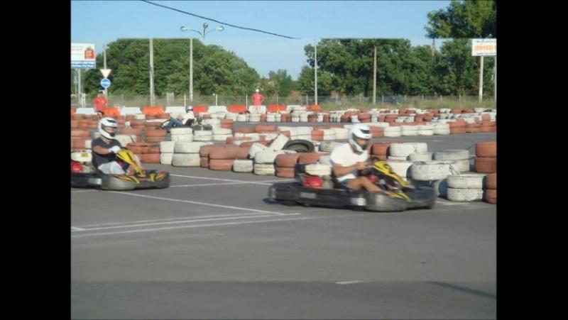 F1 Odessa club на картинге 2011