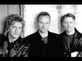 Шикарный Хит All For Love от трёх мушкетёров  Bryan Adams, Rod Stewart, Sting